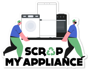 Scrap My Appliance Logo
